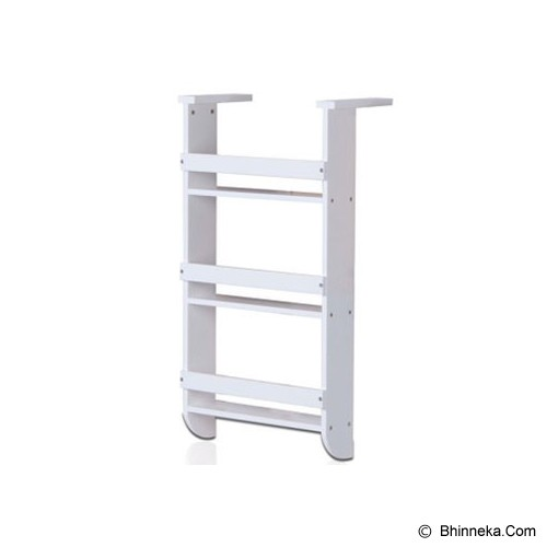 FUNIKA Hanging Multifunction Rack [11020 WH] - White - Rak Serbaguna